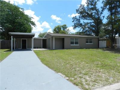Altamonte Springs Single Family Home For Sale: 641 Caliente Way