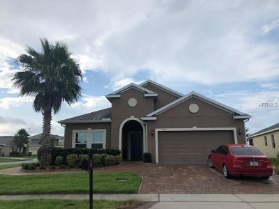 Saint Cloud Single Family Home For Sale: 3501 Starcatcher Street
