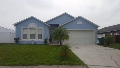 Kissimmee Single Family Home For Sale: 2412 Lemberton Court