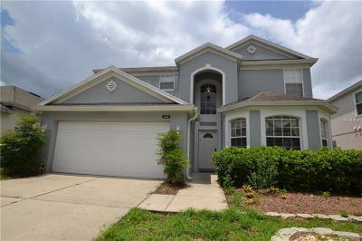 Single Family Home For Sale: 344 Bonville Drive