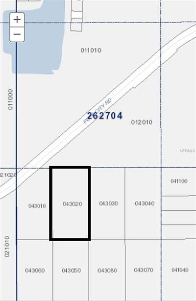 Polk City Residential Lots & Land For Sale: Old Polk City