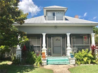 Saint Cloud Single Family Home For Sale: 620 New York Avenue