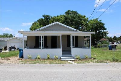 Haines City Single Family Home For Sale: 416 N 8th Street