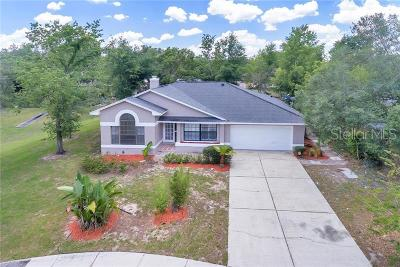 Apopka Single Family Home For Sale: 1412 Red Fox Court