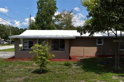 Winter Haven Single Family Home For Sale: 3990 Avenue O NW