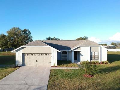 Kissimmee Single Family Home For Sale: 1024 Karen Ridge Court