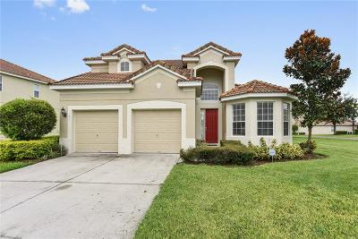 Kissimmee Single Family Home For Sale: 7761 Teascone Boulevard