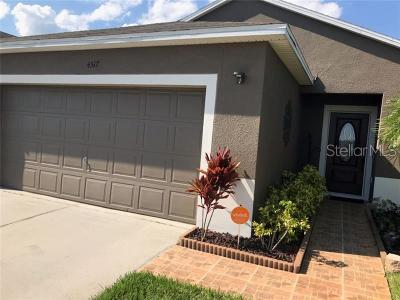 Kissimmee Single Family Home For Sale: 4517 Mackenzie Way