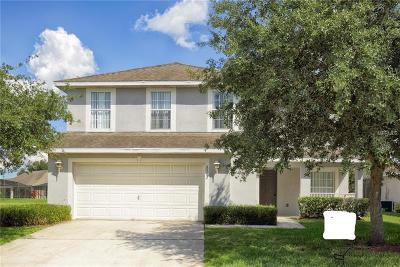 Kissimmee Single Family Home For Sale: 2702 Callaway Lane