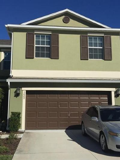 Lake County, Orange County, Osceola County, Seminole County Townhouse For Sale: 3009 Salford Street