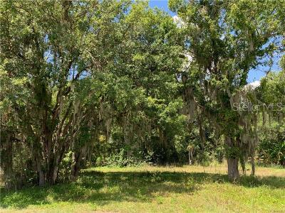 Auburndale Residential Lots & Land For Sale: 1406 Cardinal Street