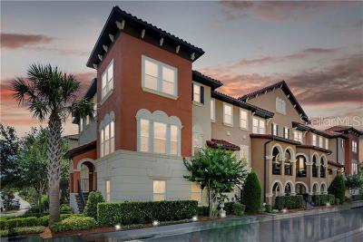 Lake Mary Townhouse For Sale: 1104 Parma Circle