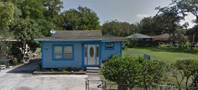 Apopka Single Family Home For Sale: 209 E 17th Street