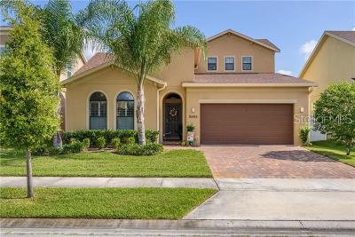 Orlando Single Family Home For Sale: 15443 Sugarcup Court