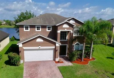 Orlando Single Family Home For Sale: 12602 Iris Lake Drive