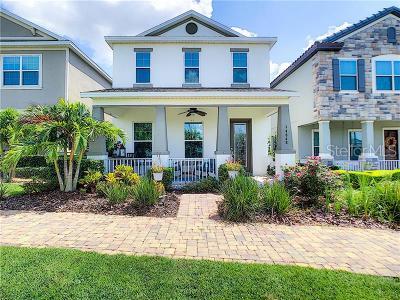 Winter Garden Single Family Home For Sale: 14648 Watowan Alley