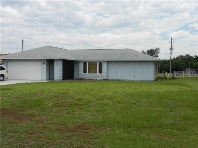 Kissimmee Single Family Home For Sale: 4123 Blackpowder Way