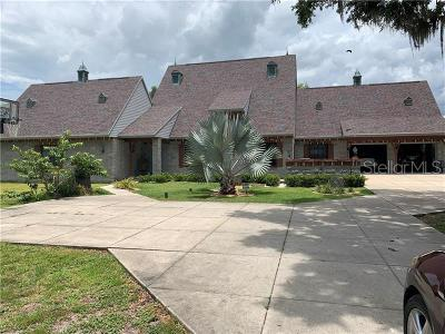 Kissimmee Single Family Home For Sale: 2001 S Stewart Street