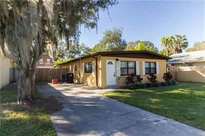 Orlando Single Family Home For Sale: 2002 E Harding Street