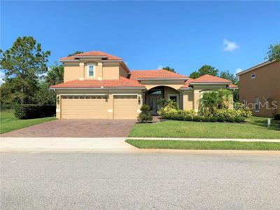 Kissimmee Single Family Home For Sale: 2802 Scenic Ln