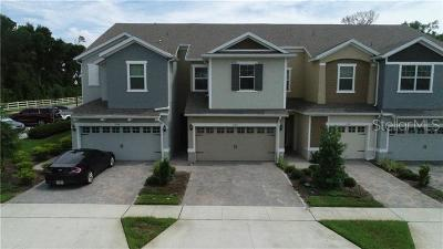Apopka Townhouse For Sale: 1172 Presidential Lane