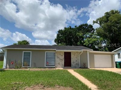 Deltona Single Family Home For Sale: 994 Saxon Boulevard