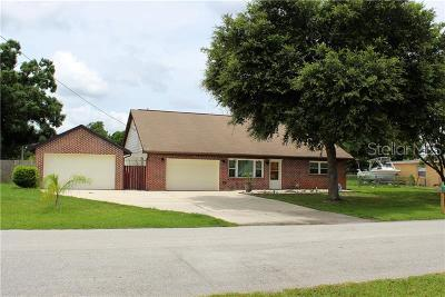 Saint Cloud Single Family Home For Sale: 3027 Drema Drive