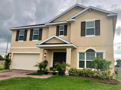 Kissimmee Single Family Home For Sale: 5068 Whistling Wind Avenue
