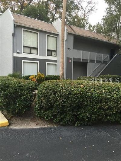 Winter Springs Condo For Sale: 70 Sheoah Boulevard #43