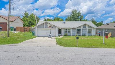 Deltona Single Family Home For Sale: 1648 Bavon Drive