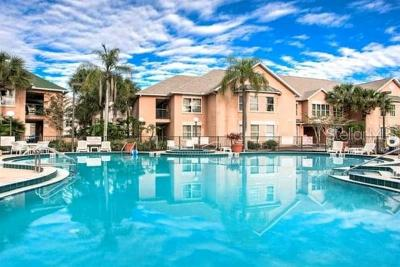 Kissimmee Condo For Sale: 3100 Parkway Boulevard #614