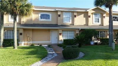 Orange County, Osceola County Townhouse For Sale: 14740 Laguna Beach Circle