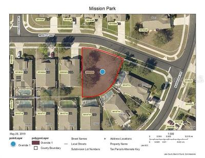 Clermont Residential Lots & Land For Sale: Merlot Way