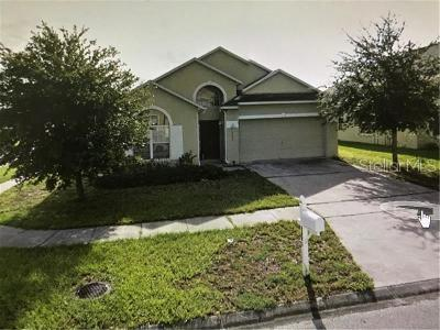 Orlando Single Family Home For Sale: 5351 Lorilawn Drive #6