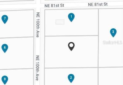 Levy County Residential Lots & Land For Sale: 81 NE 100 Street
