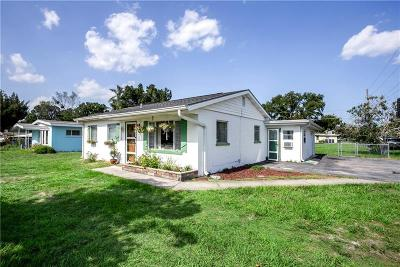 Saint Cloud Single Family Home For Sale: 1521 Louisiana Avenue