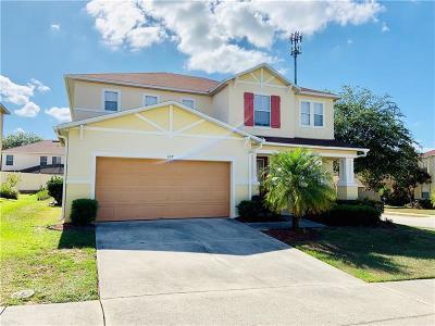 Davenport Single Family Home For Sale: 107 San Carlo Road