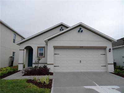 Kissimmee Single Family Home For Sale: 3259 Grouse Avenue