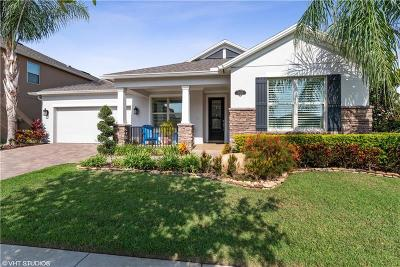 Windermere Single Family Home For Sale: 9046 Reflection Pointe Drive