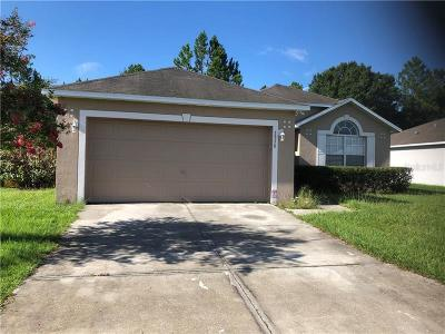 Lakeland Single Family Home For Sale: 1538 Country Chase Street