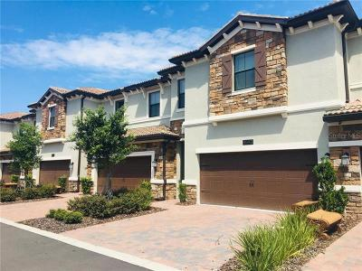 Champions Gate Townhouse For Sale: 8543 Spyglass Lane