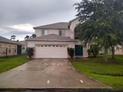 Kissimmee Single Family Home For Sale: 563 Bristol Circle