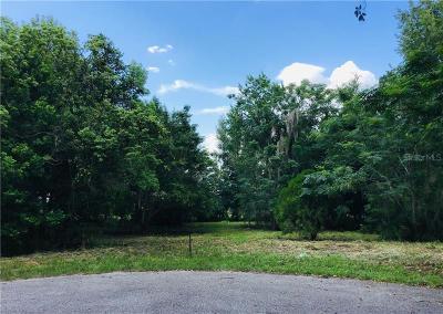 Winter Garden Residential Lots & Land For Sale: 16805 Arrowhead Boulevard