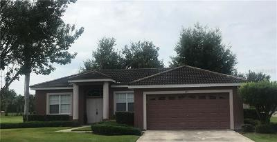 Kissimmee Single Family Home For Sale: 435 Bay Leaf Drive