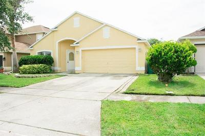 Kissimmee Single Family Home For Sale: 2554 Brookstone Drive