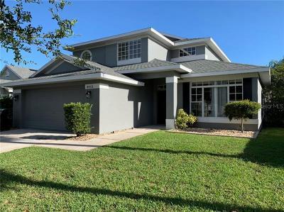 Hunters Creek Single Family Home For Sale: 4915 Terra Vista Way