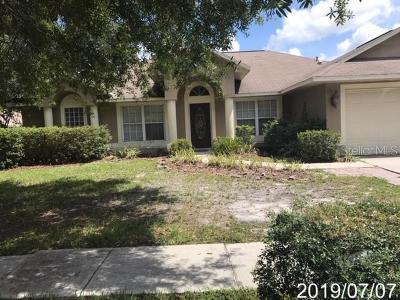 Orlando Single Family Home For Sale: 13719 Riverpath Grove Drive