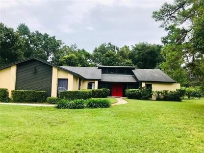 Winter Springs Single Family Home For Sale: 1149 Duncan Drive
