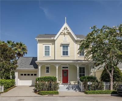 Celebration Single Family Home For Sale: 618 Wisteria Lane