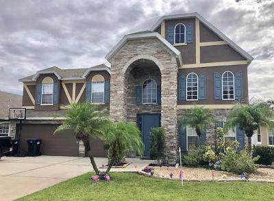 Orlando Single Family Home For Sale: 2050 Autumn View Drive
